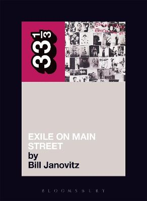 Rolling Stones Exile on Main Street book