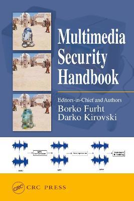 Multimedia Security Handbook by Borko Furht