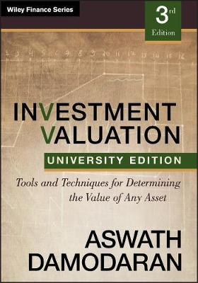 Investment Valuation by Aswath Damodaran