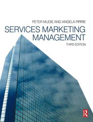 Services Marketing Management by Peter Mudie