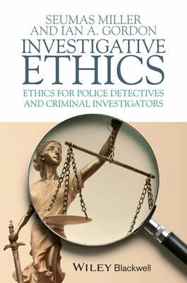 Investigative Ethics book