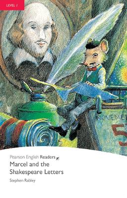 Level 1: Marcel and the Shakespeare Letters CD for Pack by Stephen Rabley