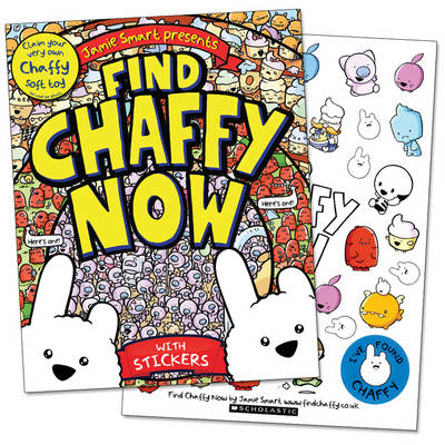 Find Chaffy Now  v. 2 by Jamie Smart