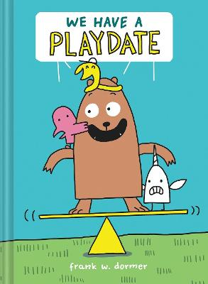 We Have a Playdate book