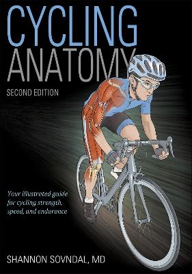 Cycling Anatomy by Shannon Sovndal