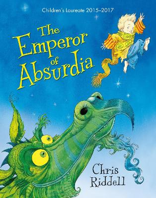The Emperor of Absurdia by Chris Riddell