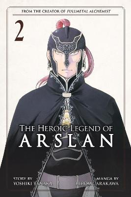 The Heroic Legend Of Arslan 2 by Yoshiki Tanaka