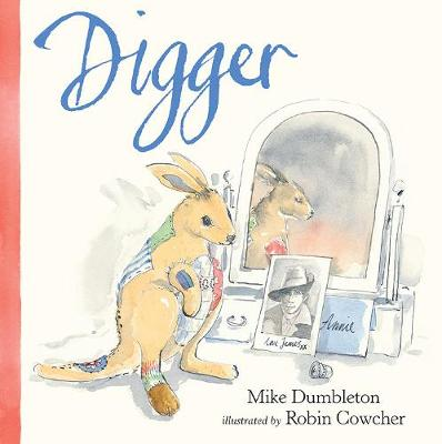 Digger by Mike Dumbleton