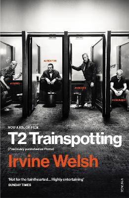 T2 Trainspotting book