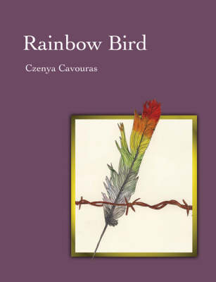 Rainbow Bird by Czenya Cavouras