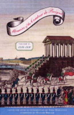 Memoirs of the Comtesse de Boigne  v. 2 by Anka Muhlstein
