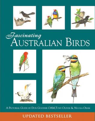 Fascinating Australian Birds by Don Goodsir