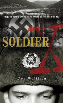 Soldier X by Don L Wulffson