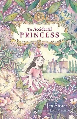 Accidental Princess by Jennifer Storer