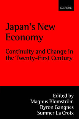 Japan's New Economy by Magnus Blomstroem