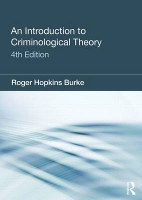 Introduction to Criminological Theory by Roger Hopkins
