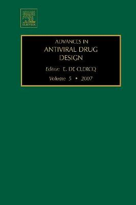 Advances in Antiviral Drug Design book