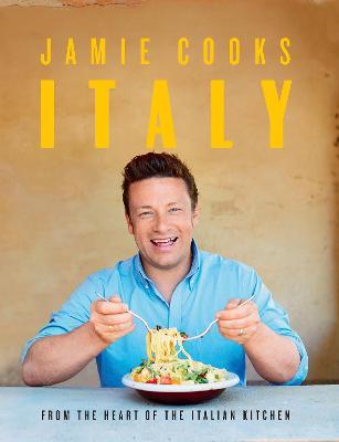 Jamie Cooks Italy book