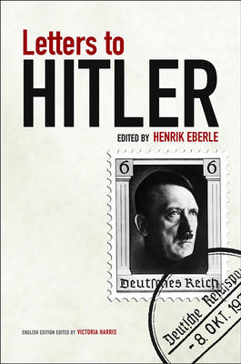 Letters to Hitler book