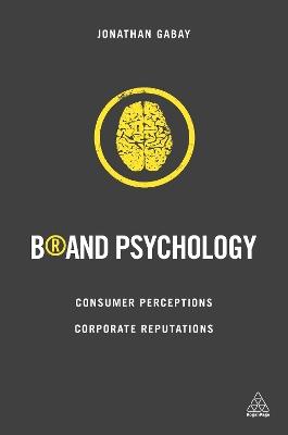 Brand Psychology by Jonathan Gabay