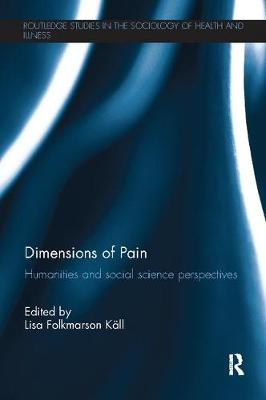 Dimensions of Pain book