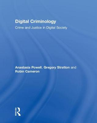 Digital Criminology book