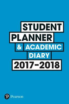 Student Planner and Academic Diary 2017-2018 by Jonathan Weyers