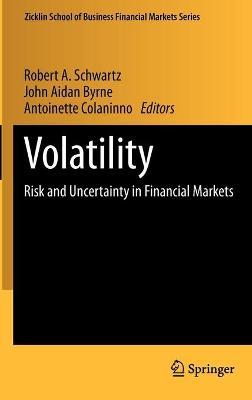 Volatility by Robert A. Schwartz