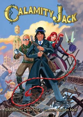 Calamity Jack by . Dean Hale