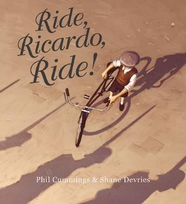 Ride, Ricardo, Ride! book