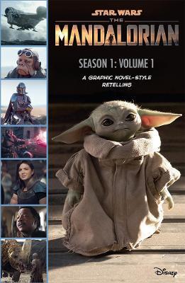 The Mandalorian: Season 1 Volume 1 book