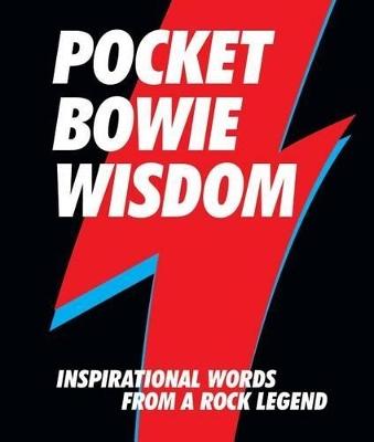 Pocket Bowie Wisdom by Hardie Grant Books