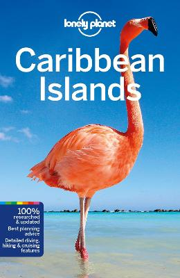 Lonely Planet Caribbean Islands book