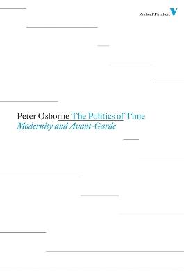 Politics of Time by Peter Osborne