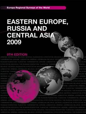 Eastern Europe, Russia and Central Asia 2009 book