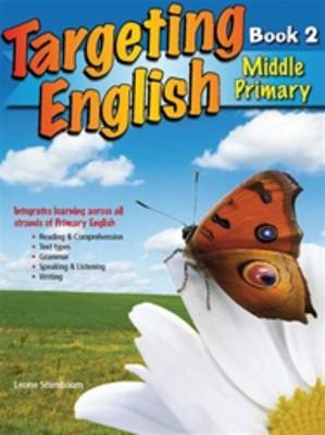 Targeting English - Middle Primary: bk. 2 book