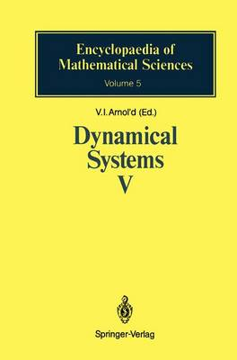 Dynamical Systems by V. I. Arnold