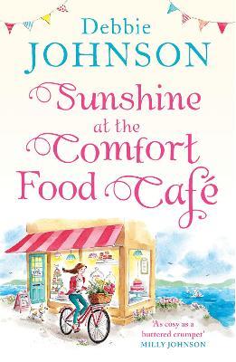 Sunshine at the Comfort Food Cafe book