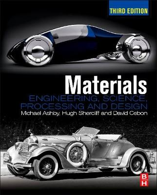 Materials by Michael F. Ashby