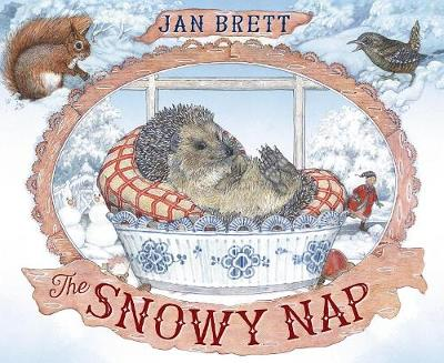 The Snowy Nap book