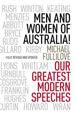 Men and Women of Australia! book