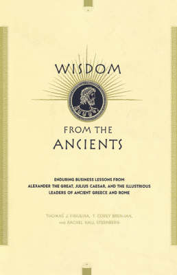 Wisdom From The Ancients book