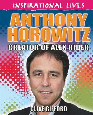 Anthony Horowitz by Cath Senker