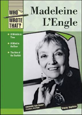 Madeleine L'Engle by Tracey Baptiste