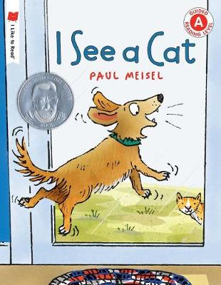 I See a Cat by Paul Meisel