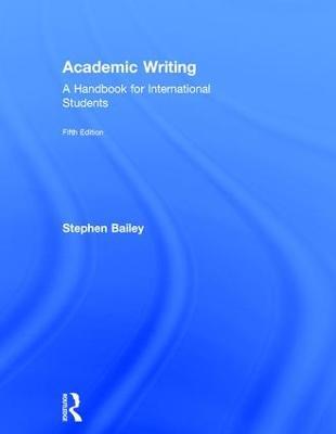 Academic Writing book