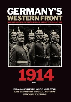 Germany's Western Front by Mark Osborne Humphries