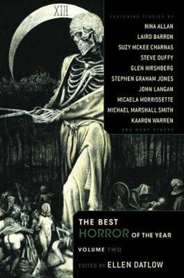 The Best Horror of the Year Volume Two by Ellen Datlow