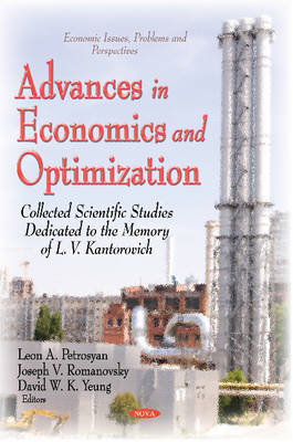 Advances in Economics & Optimization by David Wing-Kay Yeung