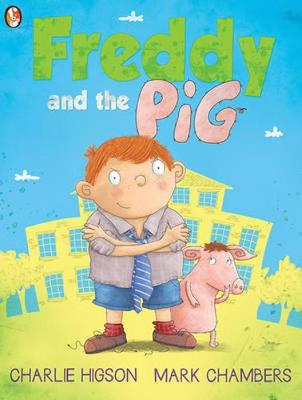 Freddy and the Pig book